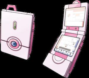 Pokédex versión femenina