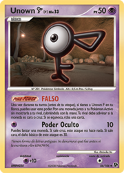 Unown F (Grandes Encuentros TCG).png