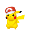 Pikachu Kalos