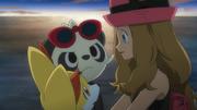 EP864 Serena con sus Pokémon.png