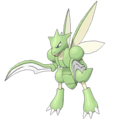 Scyther normal