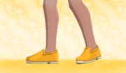 Zapatos Planos Naranja.png