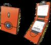 Pokédex masculino en Pokémon Oro HeartGold y Plata SoulSilver