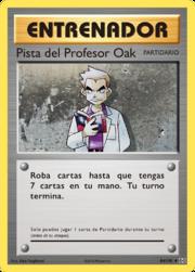 Pista del Profesor Oak (Evoluciones TCG).png