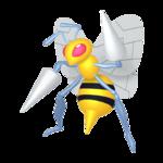 Beedrill macho