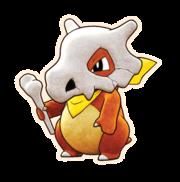 Cubone Pokémon Mundo misterioso equipo de rescate DX.png