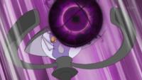 Lampent usando Bola sombra.