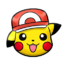 Pikachu gorra Kalos