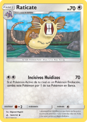 Raticate (Vínculos Indestructibles TCG).png