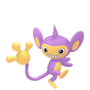 Aipom HOME hembra.png