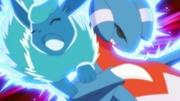 EP644 Gabite y Flareon afectados por el ataque de pachirisu.jpg