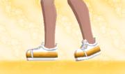 Zapatillas de Deporte Naranja Gradual F.png