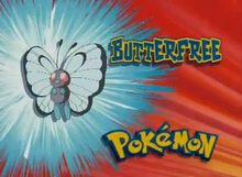 Butterfree.
