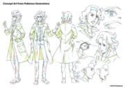 Concept Art de Pokémon Generations del profesor Ciprés.png