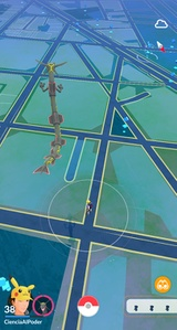Aventuras con tu compañero vista en el mapa Pokémon GO.jpg