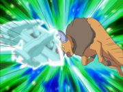 EP447 Metagross usando defensa férrea.png