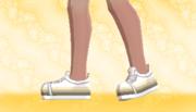 Zapatillas de Deporte Beis Gradual F.png