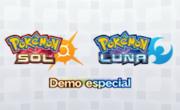 Carátula Demo especial de Pokémon Sol y Pokémon Luna.png