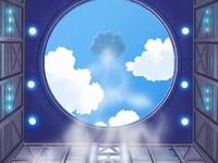 Primero, crea una pequeña nube que los recubre...