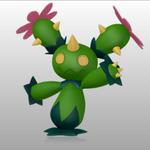 Maractus Pokédex 3D.png