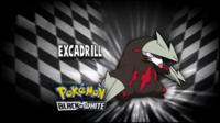 """Excadrill en el segmento """"¿Quién es ese Pokémon?/¿Cuál es este Pokémon?"""""""