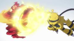 Incineroar del profesor Kukui