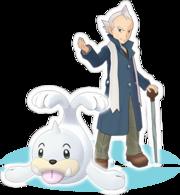 Fredo y Seel Pokémon Masters.png