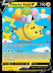 Pikachu Vuelo V (Celebraciones TCG).png