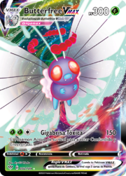 Butterfree VMAX (Oscuridad Incandescente 2 TCG).png