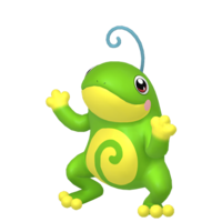 Politoed HOME hembra.png