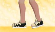 Zapatillas de Deporte Beis F.png