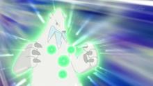 Beartic usando poder oculto.