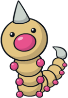 Weedle (dream world).png