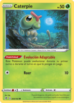 Caterpie (Choque Rebelde TCG).png