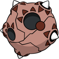 Minior meteorito (dream world).png