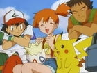 EP050 Ash, Misty y Brock con Togepi