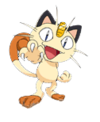 Meowth (anime NB) 2.png