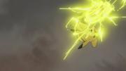 EP1043 Pikachu usando electrotela.png