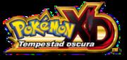 Logo de Pokémon XD Tempestad Oscura.png