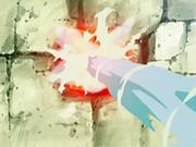 EP526 Usando pistola agua con la piedra.png