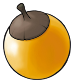 Ilustración de Bonguri amarillo
