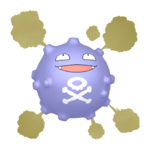 Koffing hembra