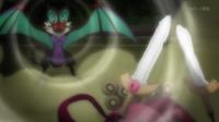 Noivern de Ash usando supersónico.