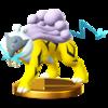Trofeo de Raikou SSB4 (Wii U).png