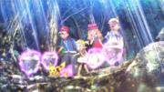 P17 Pokémon de tipo hada afectados por aura feérica.png
