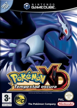 Pokémon XD: Tempestad oscura