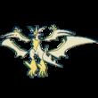 Imagen de Ultra-Necrozma en Pokémon Ultrasol y Ultraluna