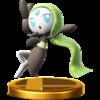 Trofeo de Meloetta SSB4 (Wii U).png