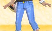 Pantalon Vaquero Desgastado Azul Claro.png