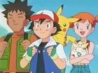 EP182 Brock, Ash y Misty